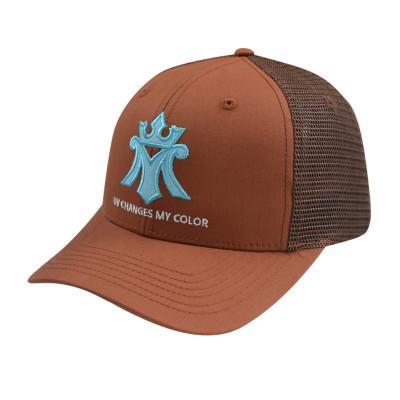 With Applique Embroidery Logo Baseball Cap