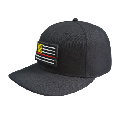 Snapback Cap with Embroidery Badge Logo