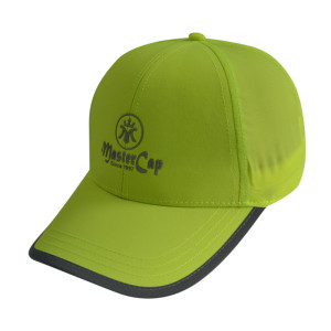 Sports Cap With Puff Planstisiol Printing