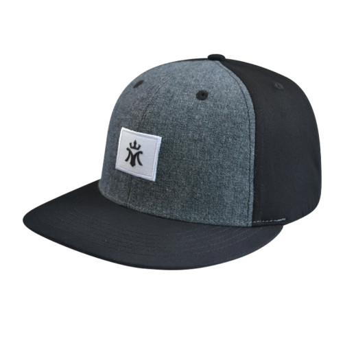 Fitted Cap with Embroidery