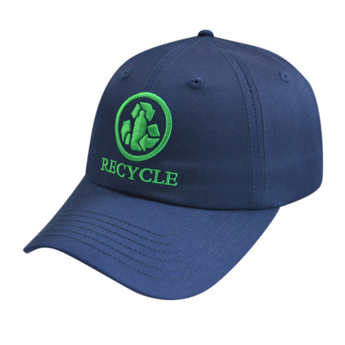 Classic Baseball Cap with Embroidery