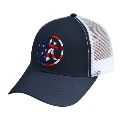 Baseball Cap with 3D Embrodery