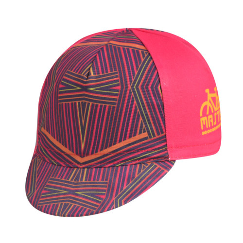 High Quality  Cycling Cap with Printing Logo