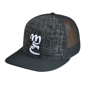 New design 6 panel snapback cap with 3D embroidery logo