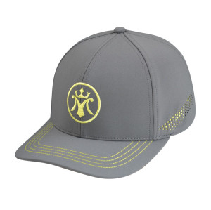 100% spandex fabric custom 6-panel baseball cap