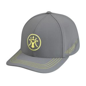 100% spandex fabric custom 6-panel baseball cap