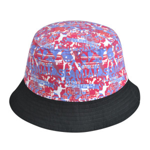 Custom embroidered bucket hat