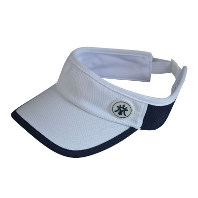 Custom cool max breathable sports sun visor cap