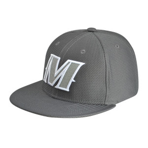 New design strtgh-fit cap with embroidery logo