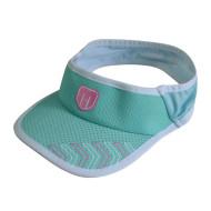 Custom visor with embroidery logo