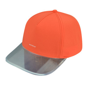 Custom printed transparent visor sports cap baseball cap