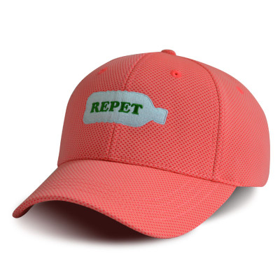 6 Basball Cap and made from recycled materials