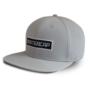 6 Panel Snapback Cap with Laser Driling