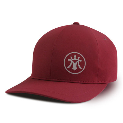 Stretch-fit Cap with Reflect Printing Logo