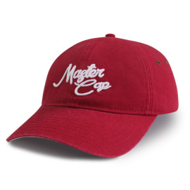 Custom embroidered unstructured oem dad hat washed hat