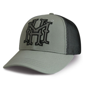 Custom hight quality adjustable 6-panel baseball cap