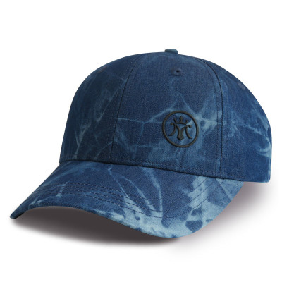 The Baseball Cap with Rubbe Embossed Logo