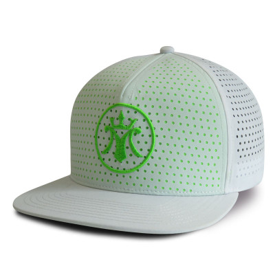 5-panel custom spandex snapback cap wit embroidery