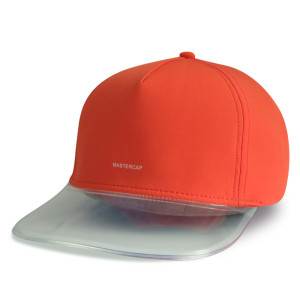 Custom printed transparent visor sports cap baseball cap