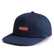 Top quality 6-panel custom snapback cap with front embroidery