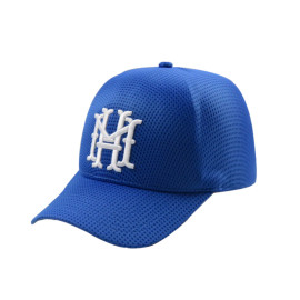 One-Panel Stretch-fit Cap with 3D Embroidery logo