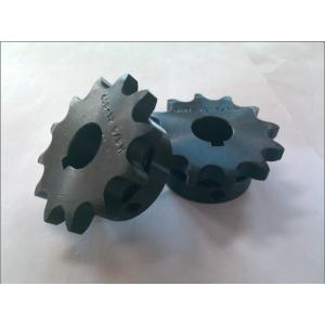 Roller Chain Sprocket 40B12T 5/8Hwith keyway and set screws Blackoxided