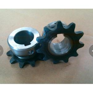 Roller Chain Sprocket 35B11T with keyway and set screws
