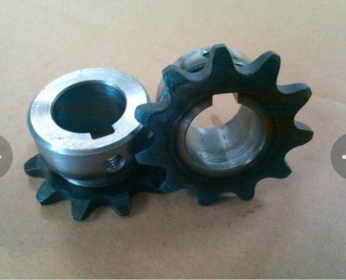 Special Roller Chain Sprocket 35B11T with keyway and set screws OCM Brand
