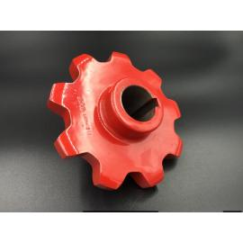 Agriculture Sprocket CA550-10T Red Painted