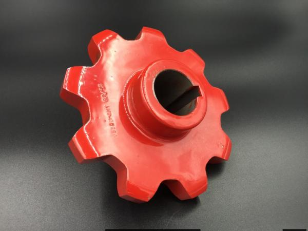 Special Sprocket CA550-10T Red Painted