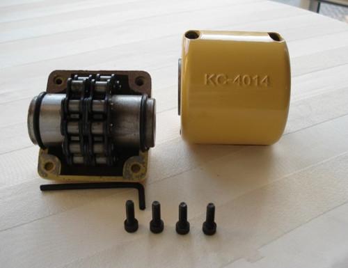 KC Coupling Sprocket 5016