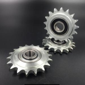 idler Sprocket 40A18T Zinc Plated