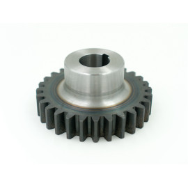 High quality Industrial Gears 5M28T TeethHarden Class8