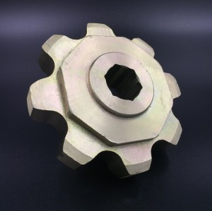 Roller Chain Sprocket CA620-8T Zinc plated
