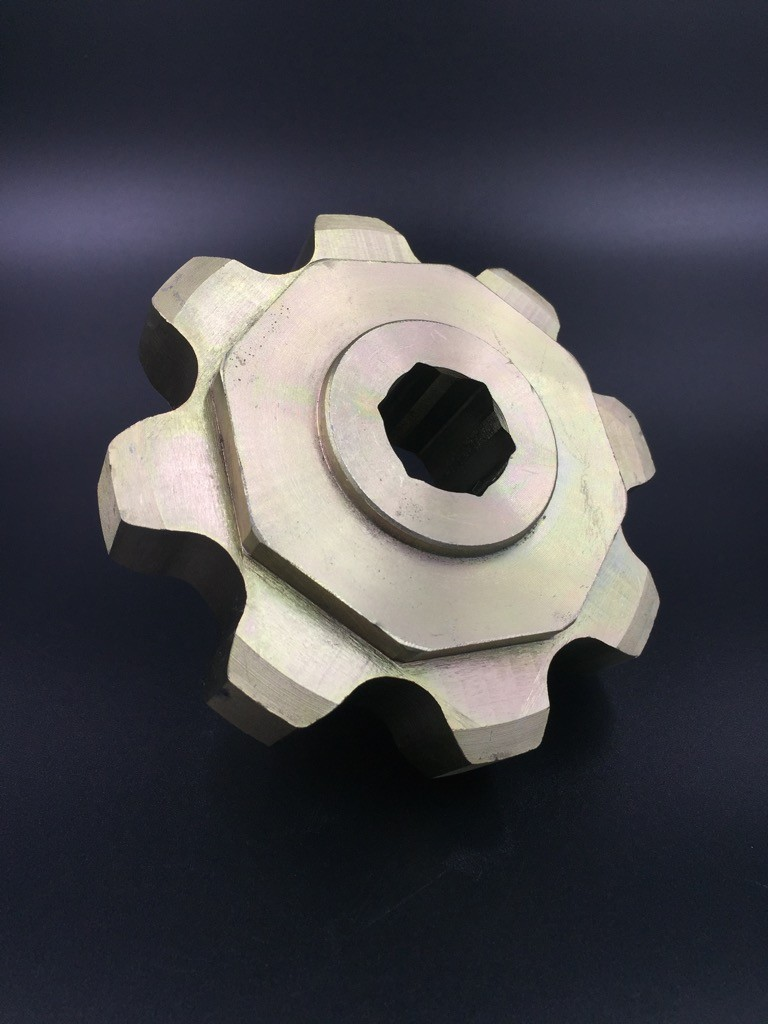 sprocket enginer part industiral