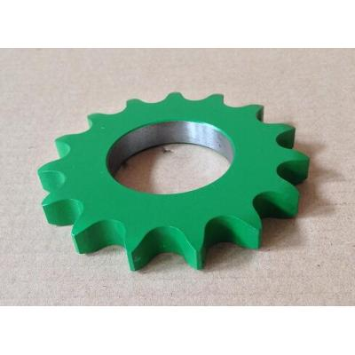 Roller Chain Sprocket 20B15HT Green Painted