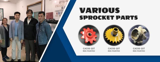Roller Chain, Sprocket & transmission parts