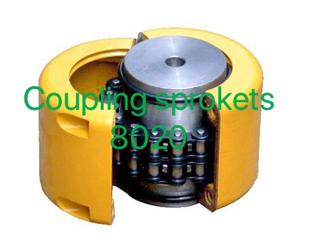 KC Coupling Sprocket 8020