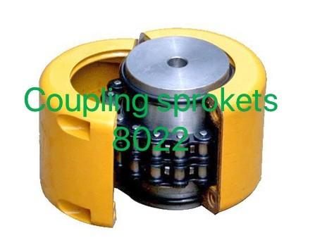 KC Coupling Sprocket 8022