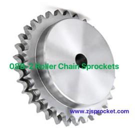 08B-2 British Standard Duplex Roller Chain Sprockets