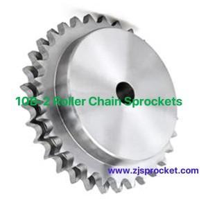 10B-2 British Standard Duplex Roller Chain Sprockets