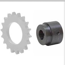 50A weld on roller chain sprockets  surface black oxided, fit fo V W X Y weld on hubs.