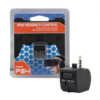PS4 Headset Control