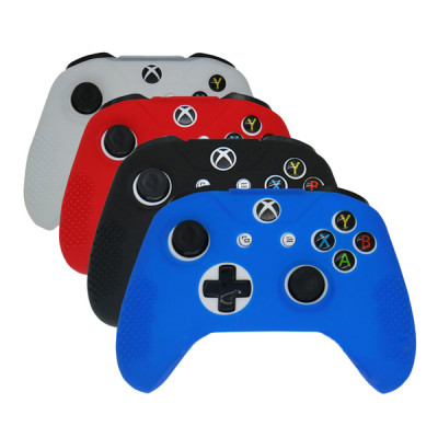 Soft Silicone Protective Skin Cover for Xbox One Slim Controller