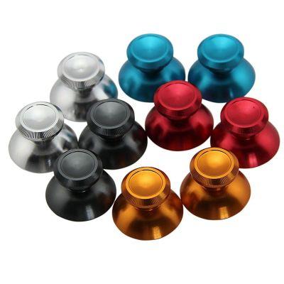 Xbox one Aluminum Alloy Replacement 3D Rocker Joystick Shell Mushroom Caps
