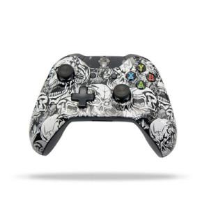 Xbox One Original Refurbished Wireless Controller (Skull Head)
