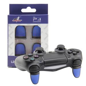 PS4 Controller L2 R2 Extension Trigger Kit 4 Pcs