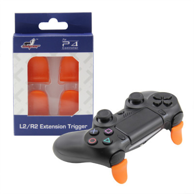 PS4 Controller L2 R2 Extension Trigger Kit 4 Pcs (11 colors)