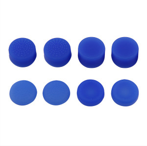 Newest Design Many Color Increase Height Thumbsticks Grips Silicone Caps Cover For PS4 Gamepad