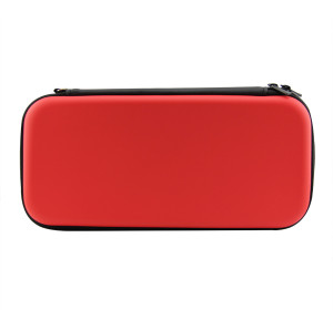 Premium Quality Protective Portable Hard Carry Case for Nintendo Switch Console(Red)